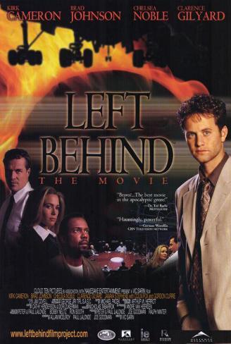 Left Behind: The Movie Masterprint