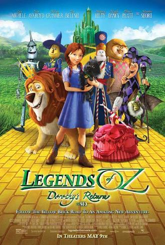 Legends of Oz: Dorothy's Return Impressão original
