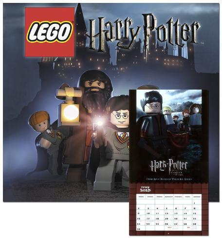 Lego Harry Potter - 2013 Wall Calendar Calendars