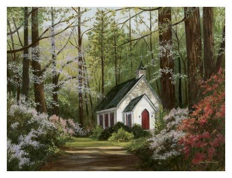 Spring Hope Art Print