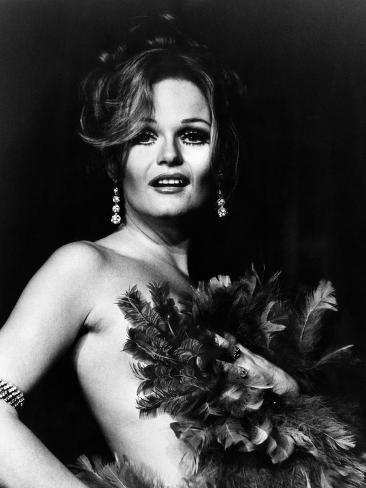 Lenny, Valerie Perrine, 1974 Fotografia