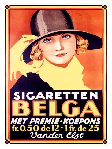 Belga Giclee Print