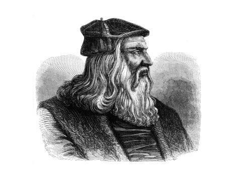 Leonardo Da Vinci (1452-151), 16th Century Giclee Print