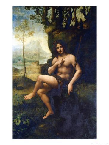 Bacchus Giclee Print