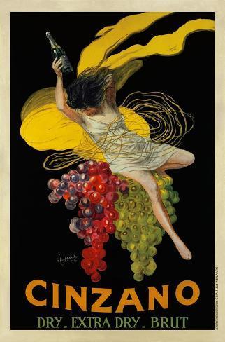 Asti Cinzano, c.1920 Art Print