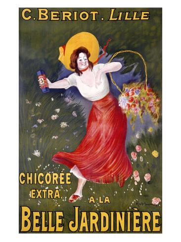 Belle Jardiniere Giclée-vedos