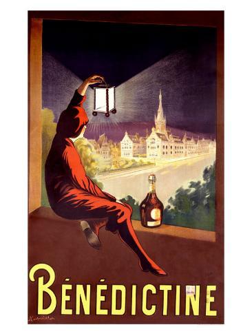 Benedictine Giclée-vedos