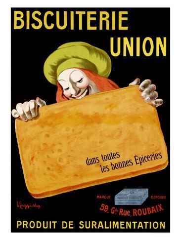 Biscuiterie Union Giclée-vedos