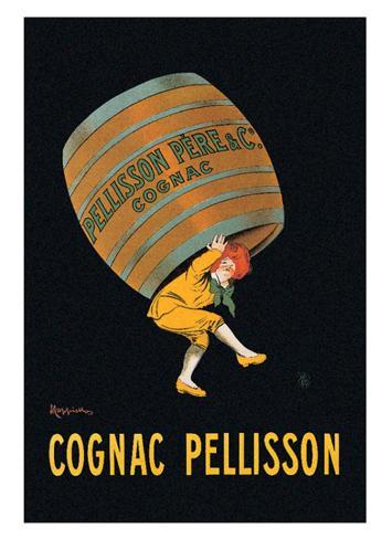 Cognac Pellisson Art Print