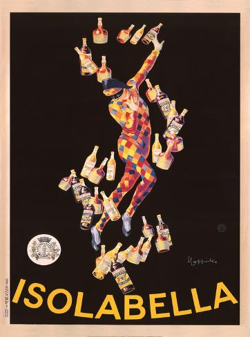 Isolabella, 1910 Art Print