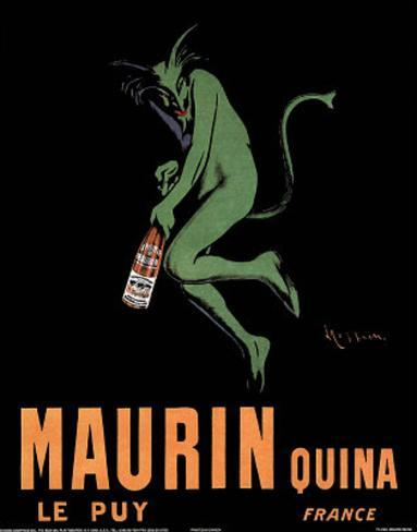 Maurin Quina Mini Poster