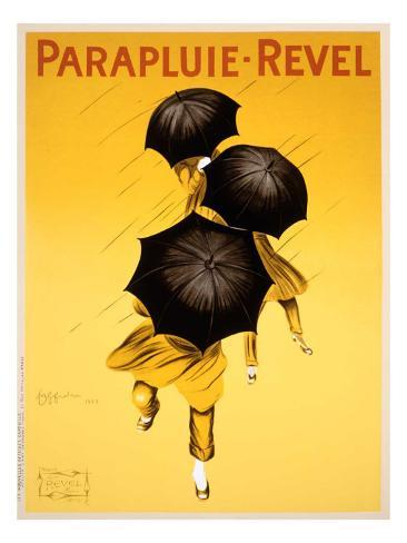 Parapluie-Revel, c.1922 Giclee Print