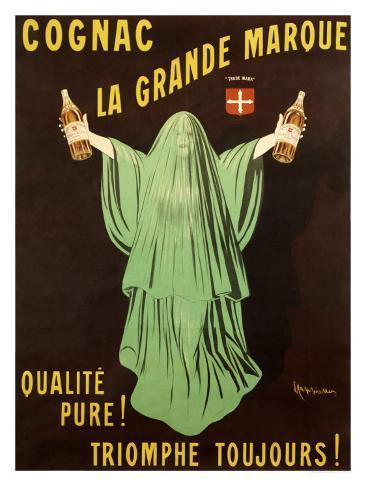 Swiss Cognac Giclée-vedos