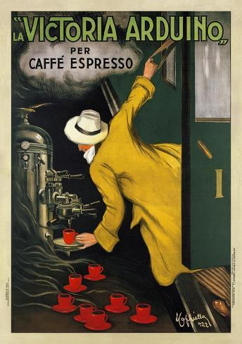 Victoria Arduino, 1922 Art Print