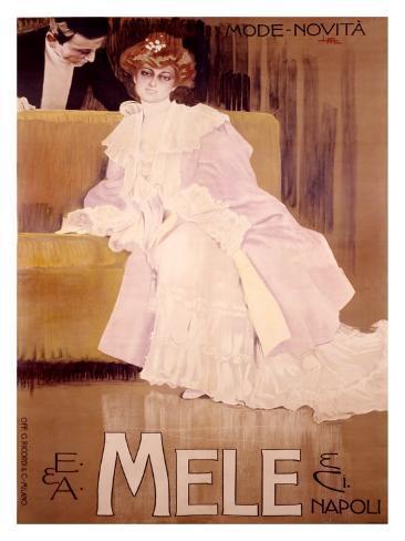 E&A Mele, Mode Novita Giclee Print