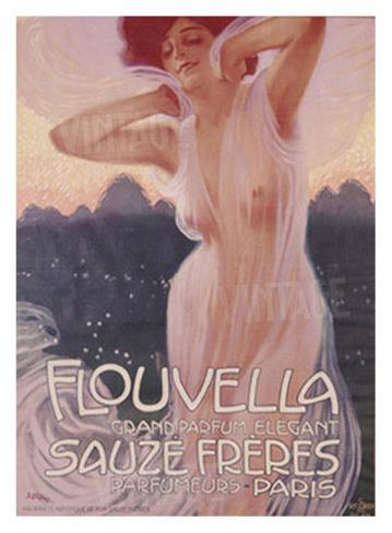 Flouvella Giclee Print