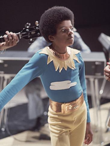 Michael Jackson - 1971 Valokuvavedos