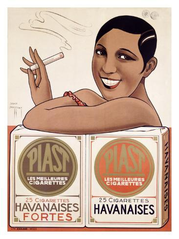 Les Meilleures Cigarettes Giclee Print