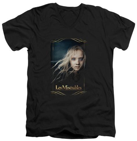 Les Miserables - Cosette V-Neck V-Necks