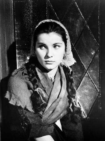 Les Miserables, Debra Paget, 1952' Photo -   AllPosters.com