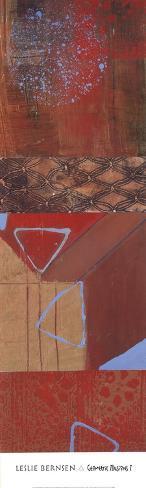 Geometric Illusions I Art Print