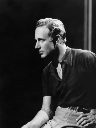 Leslie Howard, Mid-1930s Photo