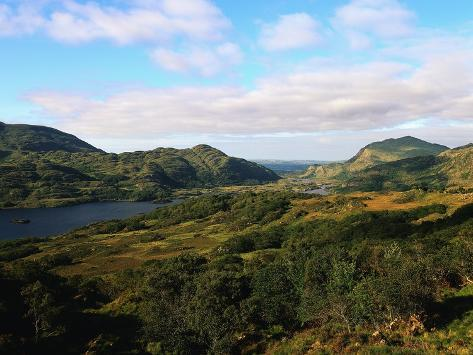 Landscape of Killarney National Park Photographic Print