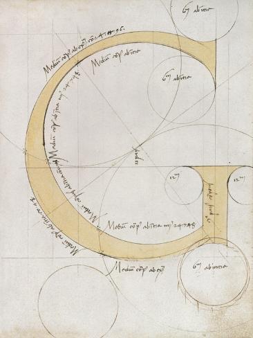 Letter G, Alphabet Giclée-vedos