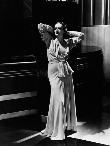 Letty Lynton, 1932 Photographic Print