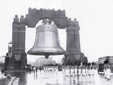 Liberty Bell Arch, Philadelphia, Pennsylvania Photo