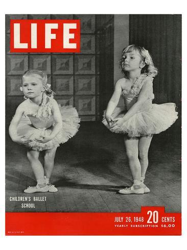 LIFE Children's Ballet School Taidevedos