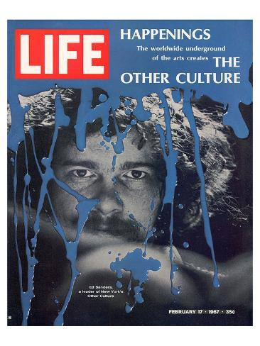 LIFE Ed Sanders - Other culture Taidevedos