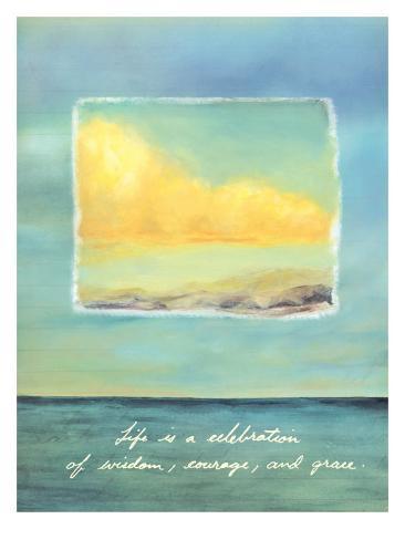 Life Is Giclee Print