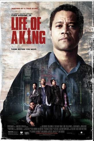 Life of a King Masterprint