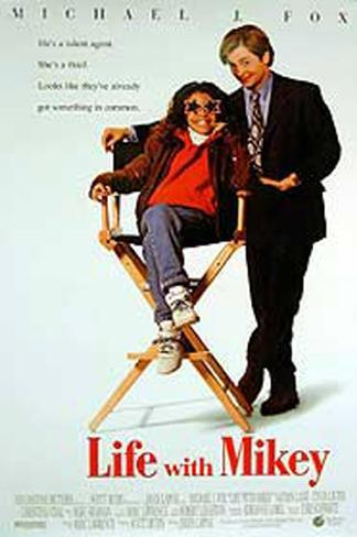 Life With Mikey Original Poster