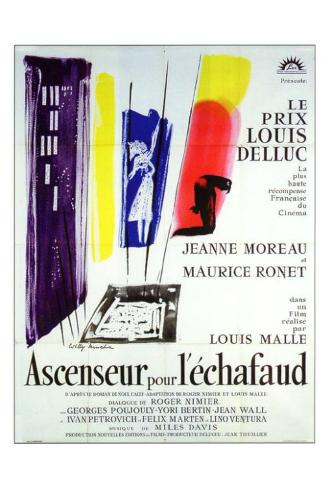 Lift to the Scaffold - French Style Poster