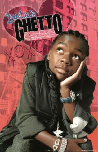 Lil Bow Wow Ghetto Girl Music Poster Poster
