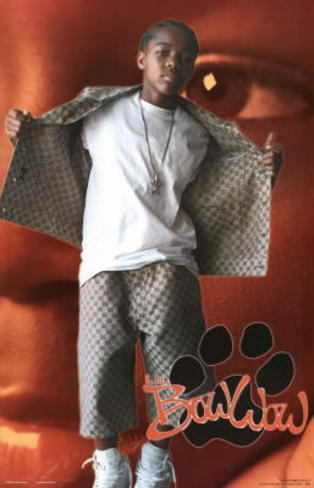 Lil Bow Wow Open Shirt Music Poster Poster