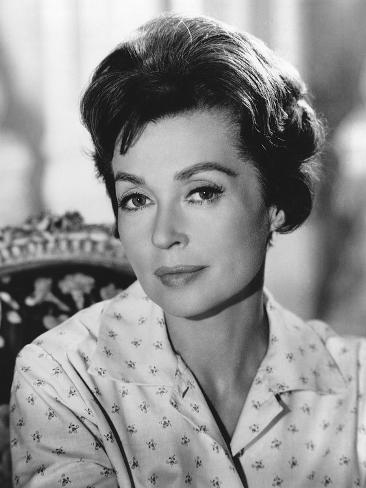 Lilli Palmer, 1962 Photo