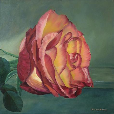 A Rose is a Rose 2 Stampa giclée