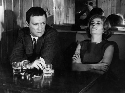 Annie Girardot: Trois Chambres À Manhattan, 1965 Photographic Print