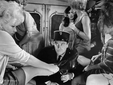 Jack Lemmon: Irma La Douce, 1963 Photographic Print