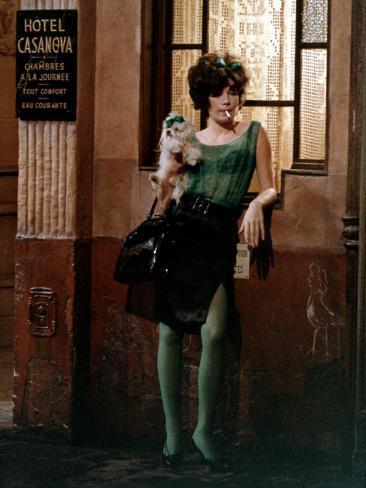 Shirley MacLaine: Irma La Douce, 1963 Stampa fotografica