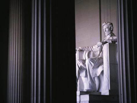 Lincoln Memorial, Washington, D.C., USA Photographic Print