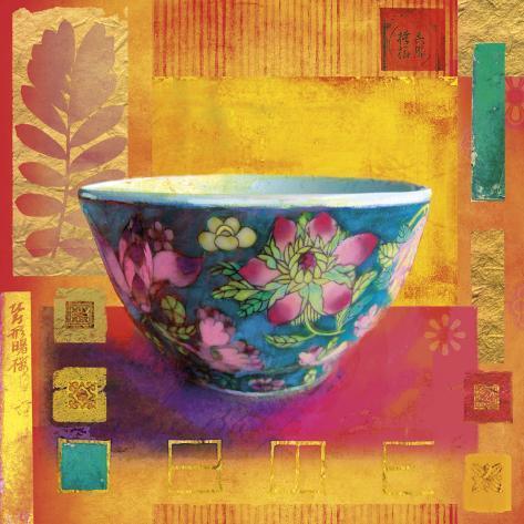 Hong Kong Blossom Stampa artistica