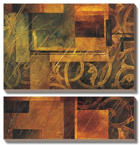 Visual Patterns I Canvas Art Set