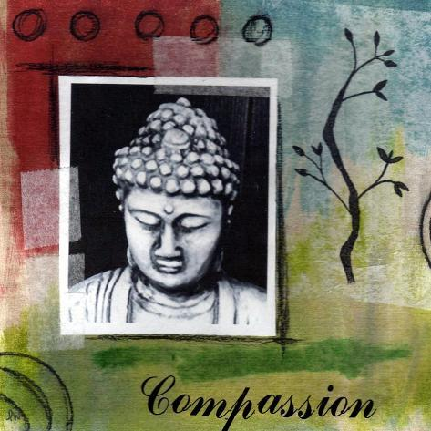 Compassion Stampa artistica