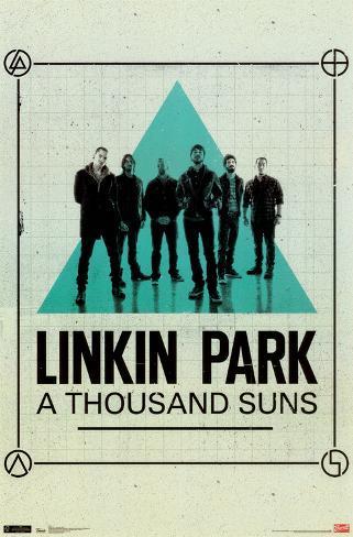 Linkin Park - Thousand Suns Poster