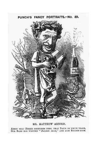 Arnold (Sambourne) Giclee Print