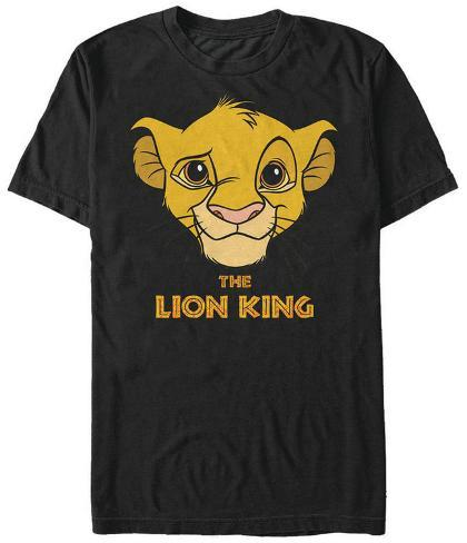 Lion King- Cub Face T-Shirt